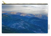 Mount Evans Painterly 2  Carry-all Pouch
