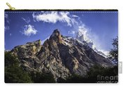 Mount Fitz Roy 3 Carry-all Pouch