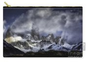 Mount Fitz Roy 6 Carry-all Pouch