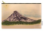Mount Fuji And Power Of Mystery Carry-all Pouch