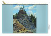 Mount Grace 1890 Apollinaris M Vasnetsov Carry-all Pouch