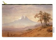Mount Hood Carry-all Pouch