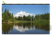 Mount Hood By Mirror Lake Carry-all Pouch
