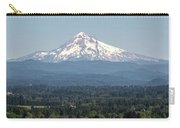 Mount Hood In The Summer Carry-all Pouch
