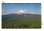 Mount Hood Over Mirror Lake Carry-all Pouch