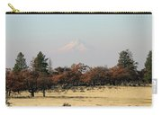 Mount Hood Over The Flats Carry-all Pouch