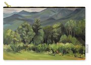 Mount Lafayette From Sugar Hill New Hampshire Carry-all Pouch