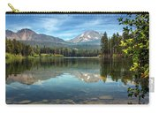 Mount Lassen From Manzanita Lake Carry-all Pouch