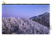 Mount Liberty Blue Hour Panorama Carry-all Pouch