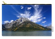 Mount Moran From Leigh Lake Carry-all Pouch