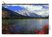 Mount Moran In The Fall Carry-all Pouch