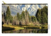 Mount Moran Reflections Carry-all Pouch