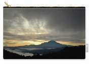 Mount Of Borneo Malaysia Carry-all Pouch