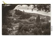 Mount Of Olives Carry-all Pouch