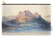 Mount Pilatus From Lake Lucerne, Switzerland Carry-all Pouch