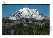 Mount Rainier - Cowilitz Chimneys  Carry-all Pouch
