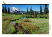 Mount Rainier- Upper Tipsoo Lake Carry-all Pouch