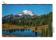 Natures Reflection - Mount Rainier Carry-all Pouch