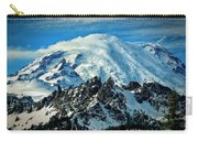 Early Snow - Mount Rainier  Carry-all Pouch