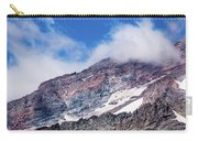 Mount Rainier Closeup Carry-all Pouch