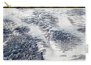Mount Rainier Glacier Abstract Carry-all Pouch