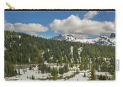 Mount Rainier National Park Tatoosh Range Carry-all Pouch