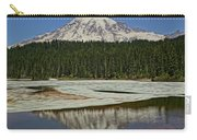 Mount Rainier Reflection Lake Carry-all Pouch