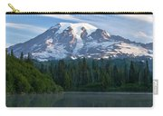 Mount Rainier Reflections Carry-all Pouch