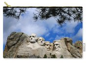 Mount Rushmore Carry-all Pouch