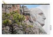 Mount Rushmore George Washington Landscape Carry-all Pouch