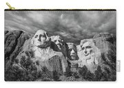 Mount Rushmore II Carry-all Pouch