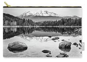 Mount Shasta From Lake Siskiyou In California Carry-all Pouch