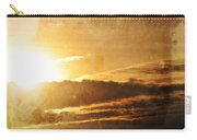 Mount Shasta Sunrise Carry-all Pouch