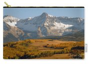 Mount Sneffels Carry-all Pouch