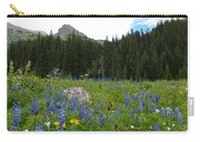 Mount Sneffels Lupine Landscape Carry-all Pouch