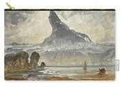 Mount Stetind. Northern Norway Carry-all Pouch