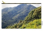Mount Tamalpais From Blithedale Ridge Carry-all Pouch