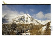 Mount Timpanogos Carry-all Pouch