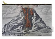 Mount Vesuvius, 1665 Carry-all Pouch
