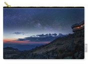 Mount Washington Summit Milky Way Panorama Carry-all Pouch