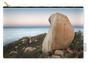 Mount Woodson At Dawn Carry-all Pouch