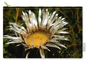 Mountain Thistle French Pyrenees Carry-all Pouch