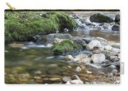 Mountain Creek Spring Nature Scene Carry-all Pouch