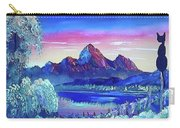 Mountain Dreams Meow Carry-all Pouch