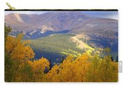 Mountain Fall Carry-all Pouch