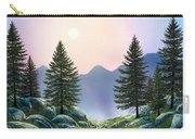 Mountain Firs Carry-all Pouch