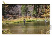 Mountain Fisherman Carry-all Pouch