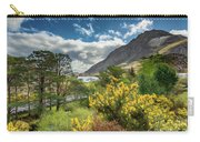Mountain Flora Carry-all Pouch