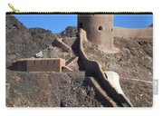 Mountain Fort Carry-all Pouch