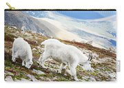 Mountain Goats 1 Carry-all Pouch